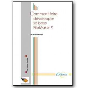 Se faire développer sa base FileMaker ?