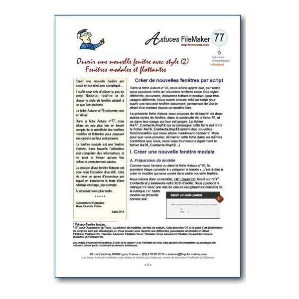 77 cr er une nouvelle fen tre par script 2 librairie for Lien html nouvelle fenetre