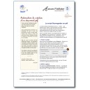 5 Automatiser la création d'un pdf