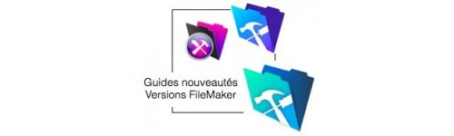 Guides nouveautés versions FileMaker