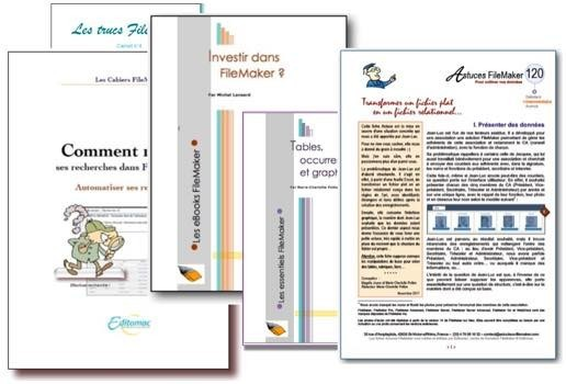 La librairie francophone pour maitriser FileMaker