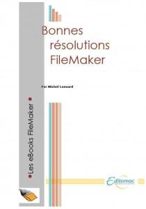 eBook Les Bonnes résolutions FileMaker