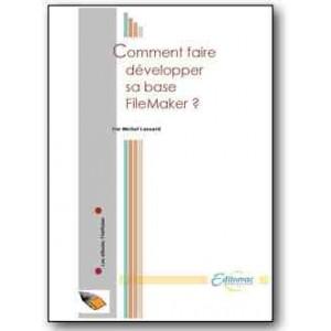 Se faire développer sa base FileMaker ?