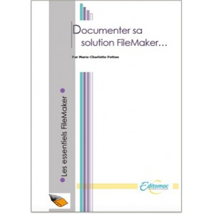 Documenter sa base FileMaker